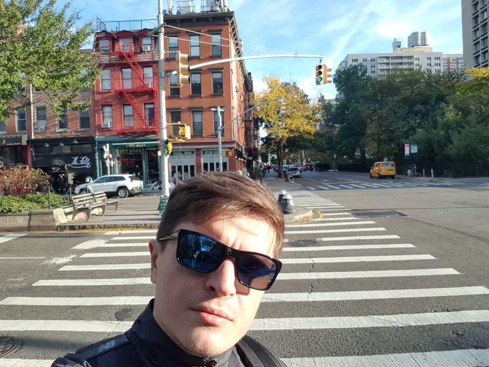 Анатолий Анатолич в Нью-Йорке