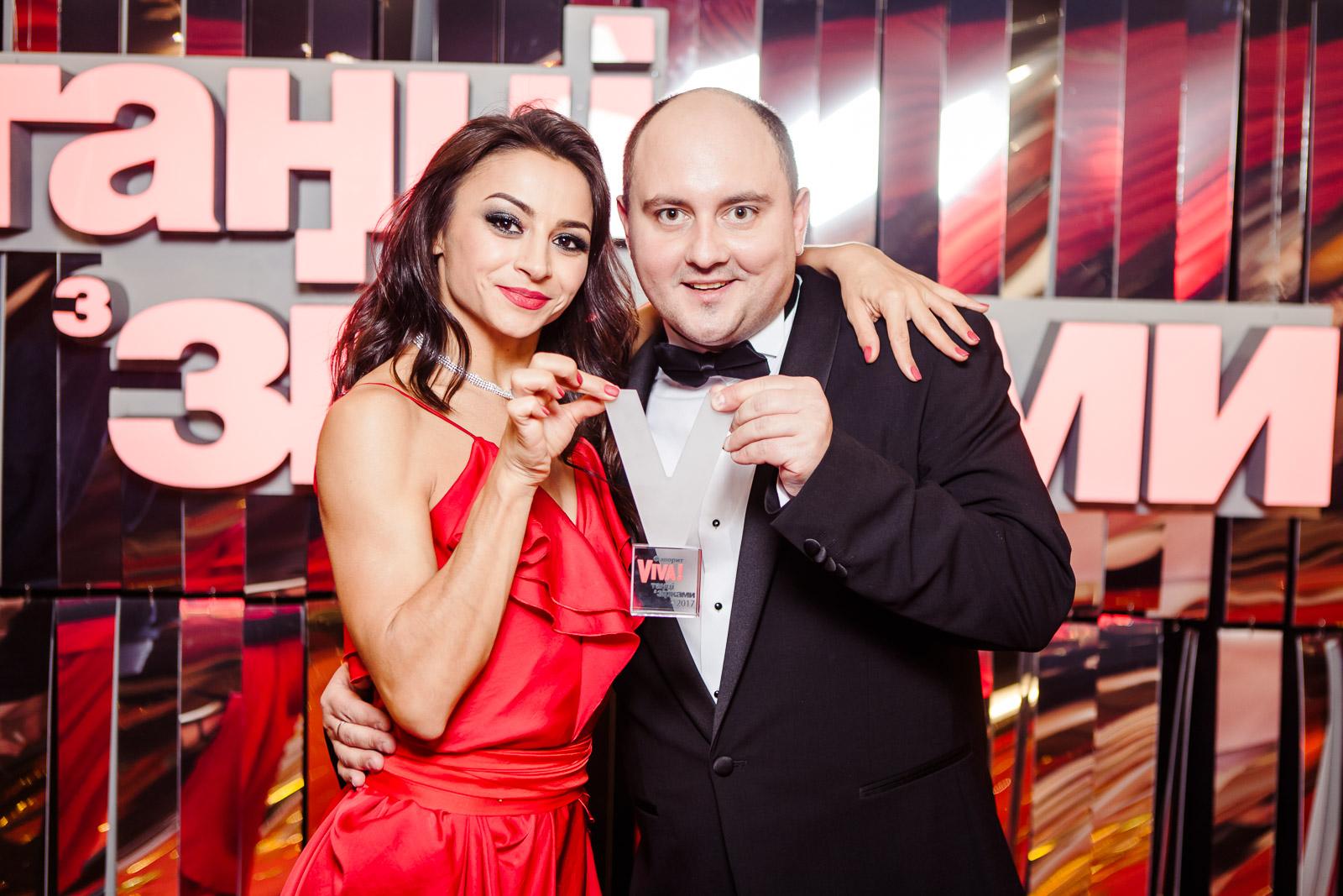 Фаворит Viva в Танцах со звездами Юрий Ткач: Лысым мне не понравилось быть