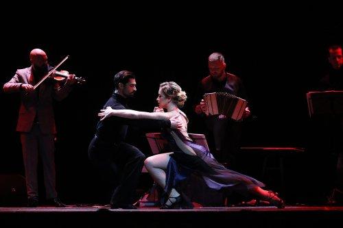 Закружили в ритме танго: Kiev Tango Project презентовал новую программу Bel tango