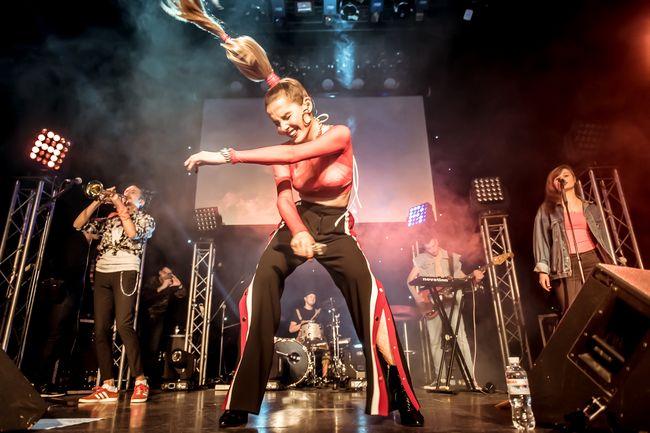 MamaRika представила столичной публике новый альбом Кач