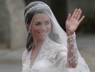 Кейт Миддлтон невеста