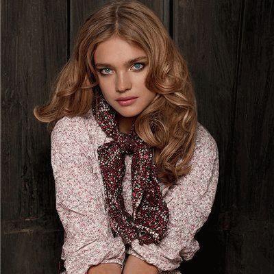 Наталья Водянова красивая