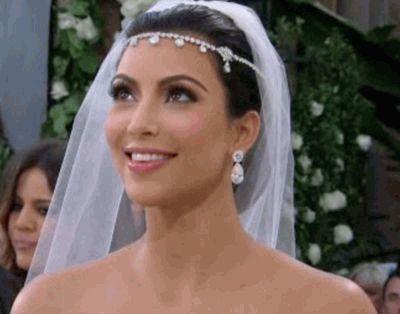 Ким Кардашьян невеста