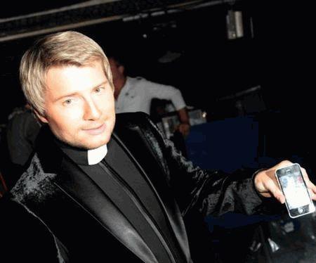Николай Басков преподобный