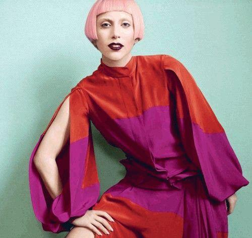 Леди Гага  - фото из Vogue