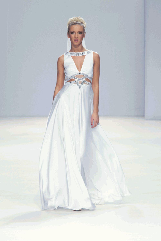 Ольга Бузова в свадебном платье