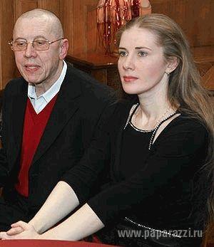 Валерий Золотухин Ирина Линдт