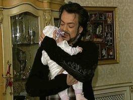 Филипп Киркоров с ребенком