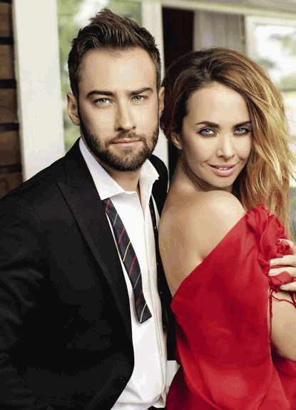 Жанна Фриске и Дмитрий