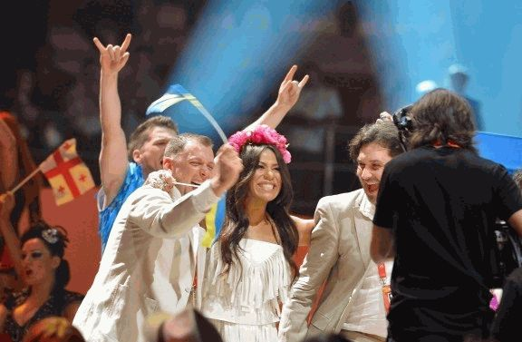 Гайтана Евровидение победа