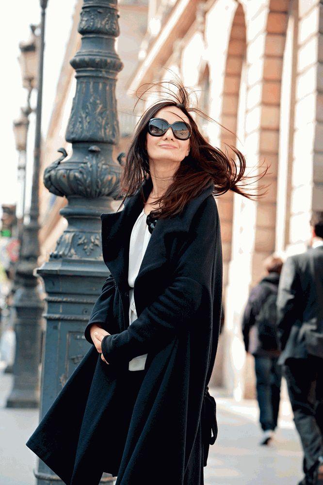 Виктория Андриевская в Париже