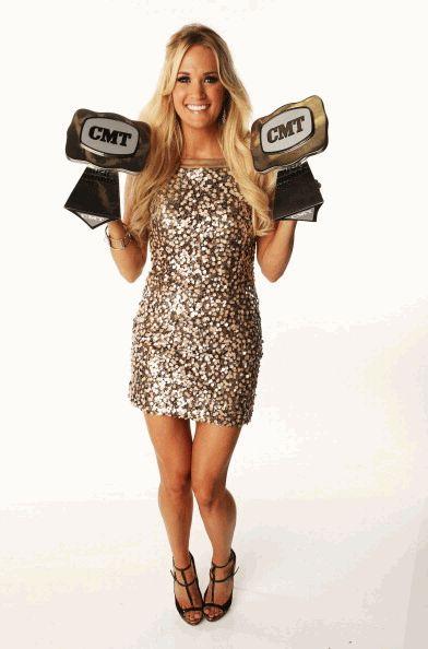 Звезды CMT Awards Beauty