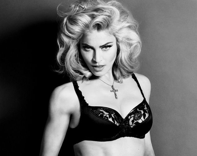 Мадонна секси