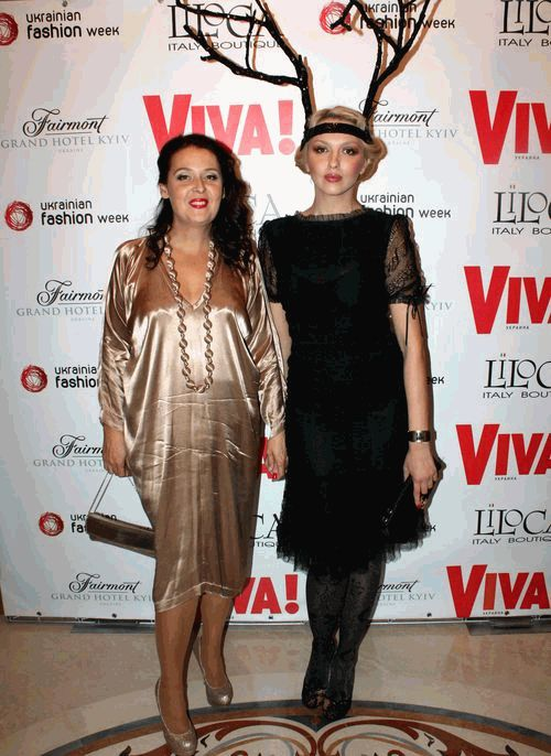 viva! fashion party