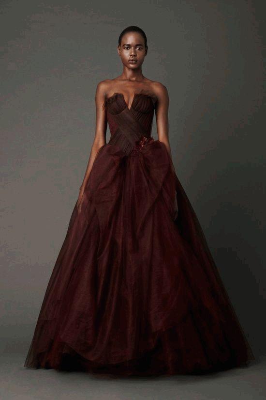 вера вонг платье