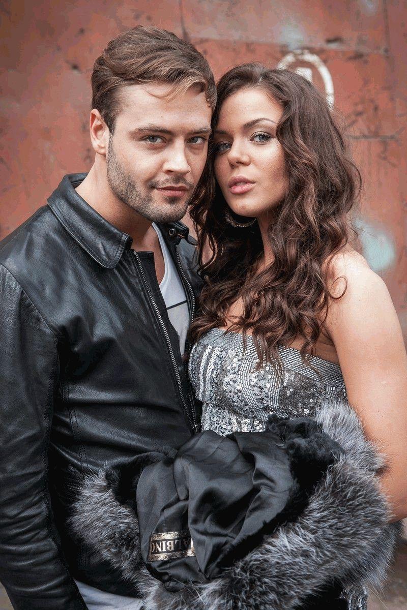 Алина Гросу и Иван Николаев