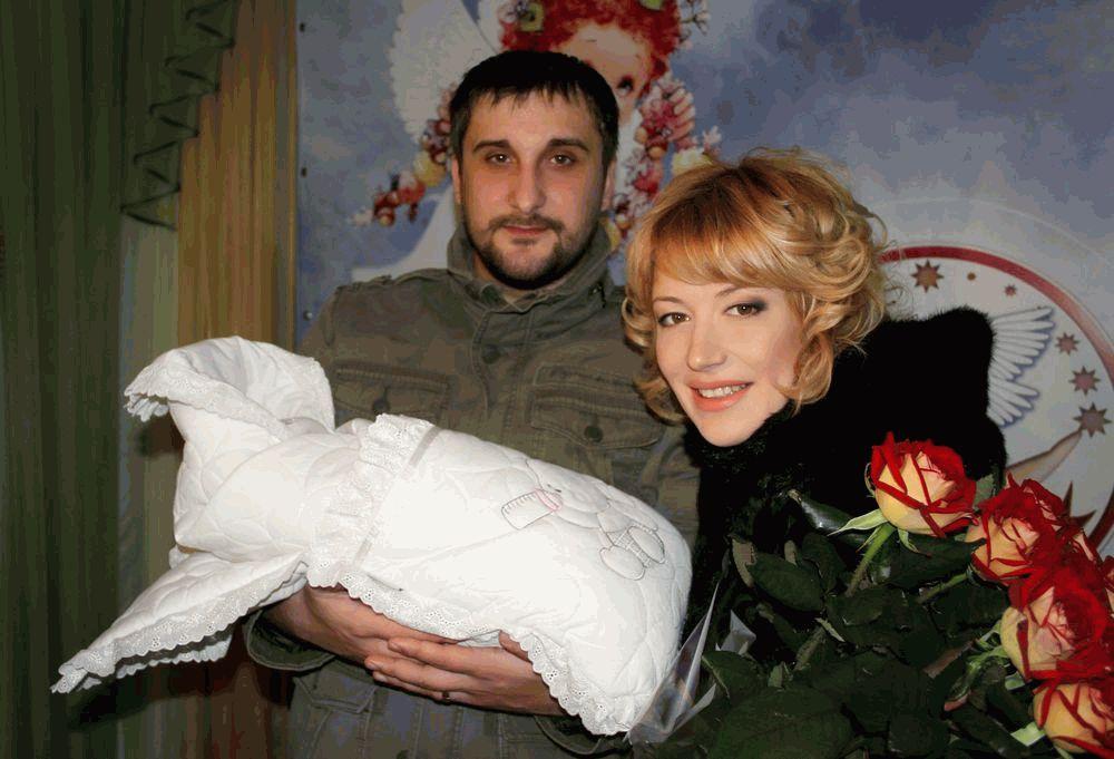 Лера Черненко  с мужем