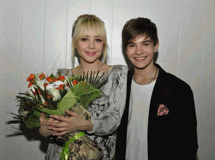 Никита Киоссе и Тина Кароль