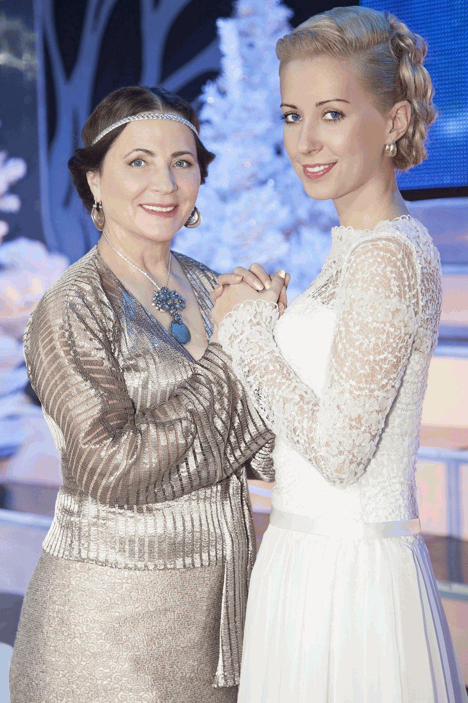 Тоня Матвиенко и Нина Матвиенко