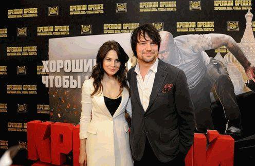 Данила Козловский и Юлия Снигирь