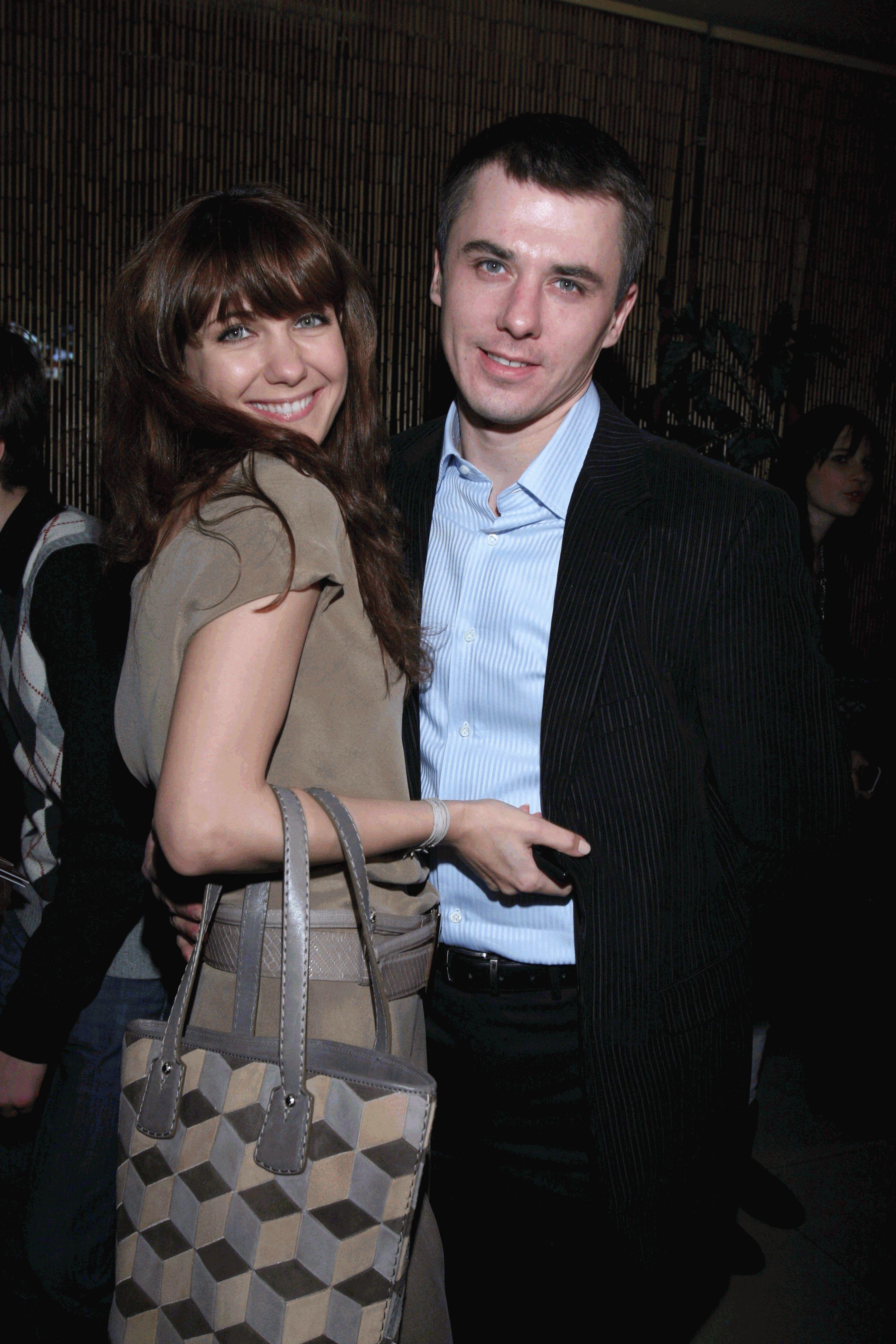 Игорь Петренко и Екатерина Климова 2012