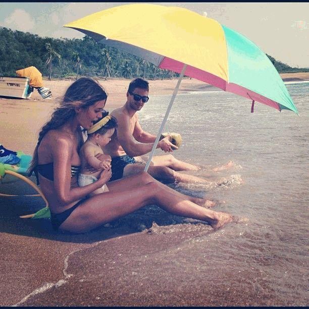 Виктория Боня пляж