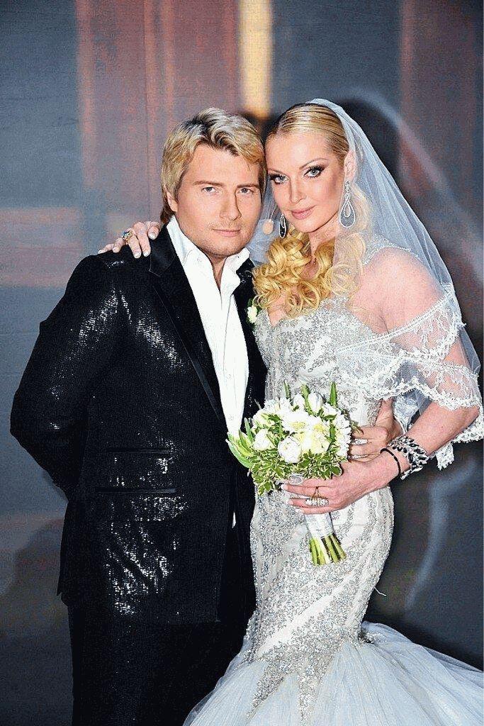 Волочкова и Басков свадьба