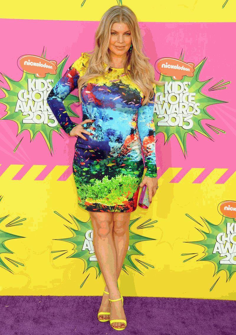 Ферги Kids' Choice Awards