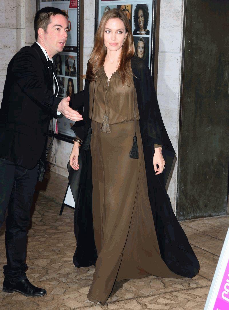 Анджелина Джоли 2013