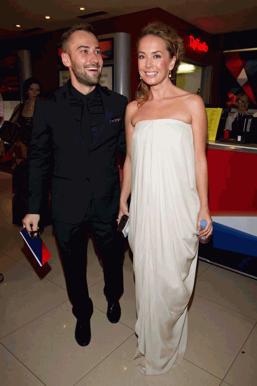 Жанна Фриске и Дмитрий Шепелев