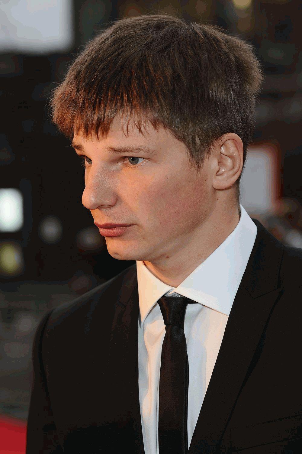 Андрей Аршавин в костюме