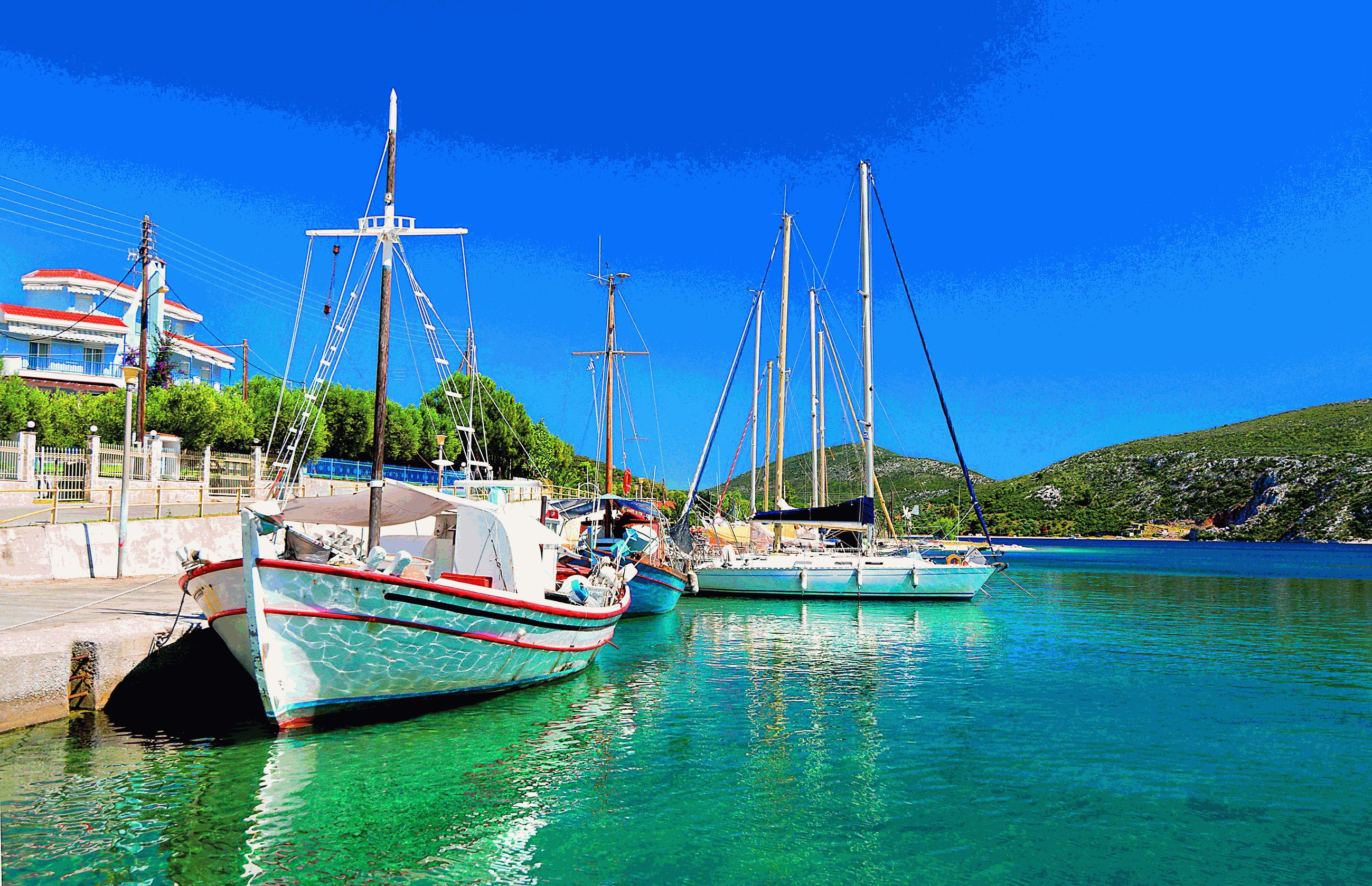 Халкидики. Греция
