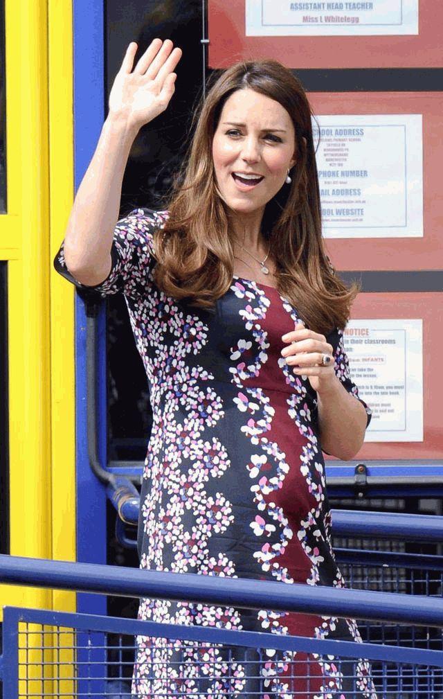 Кейт Миддлтон новая беременная