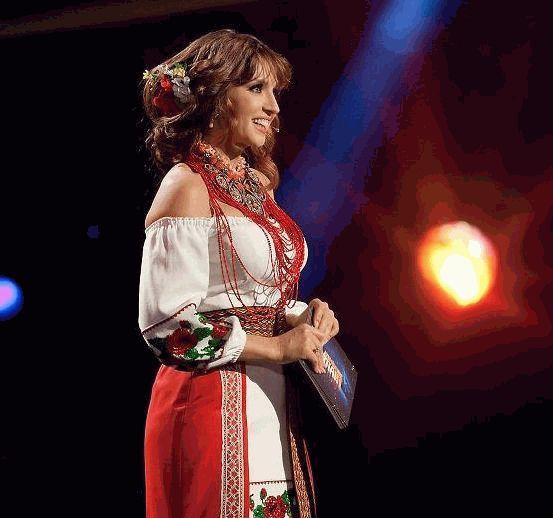 Оксана Марченко украинка