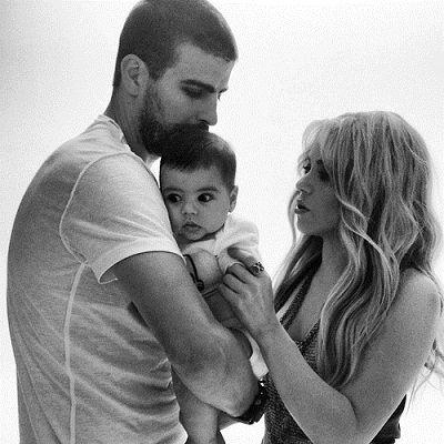 Шакира семья