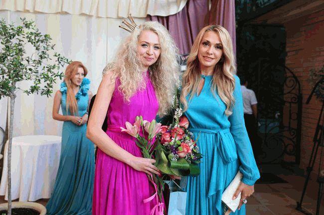 Ольга Сумская и Анастасия Иванова