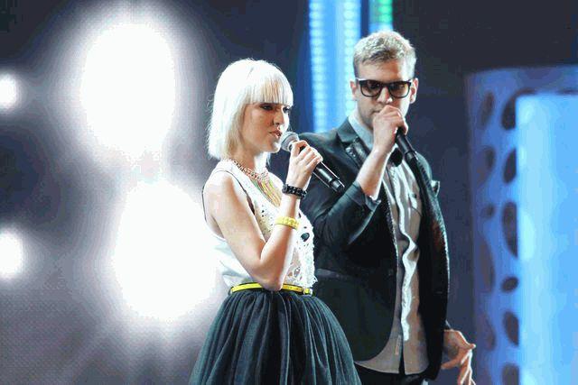 Ольга Диброва и Иван Дорн