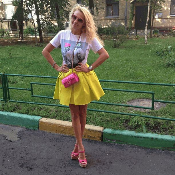 Яна Рудковская новое