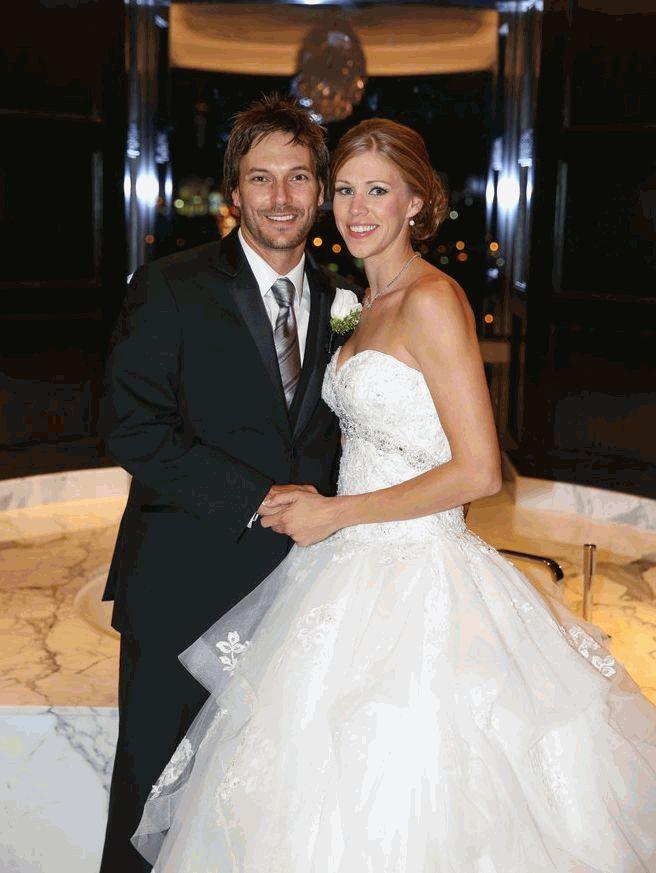 Кевин Федерлайн свадьба