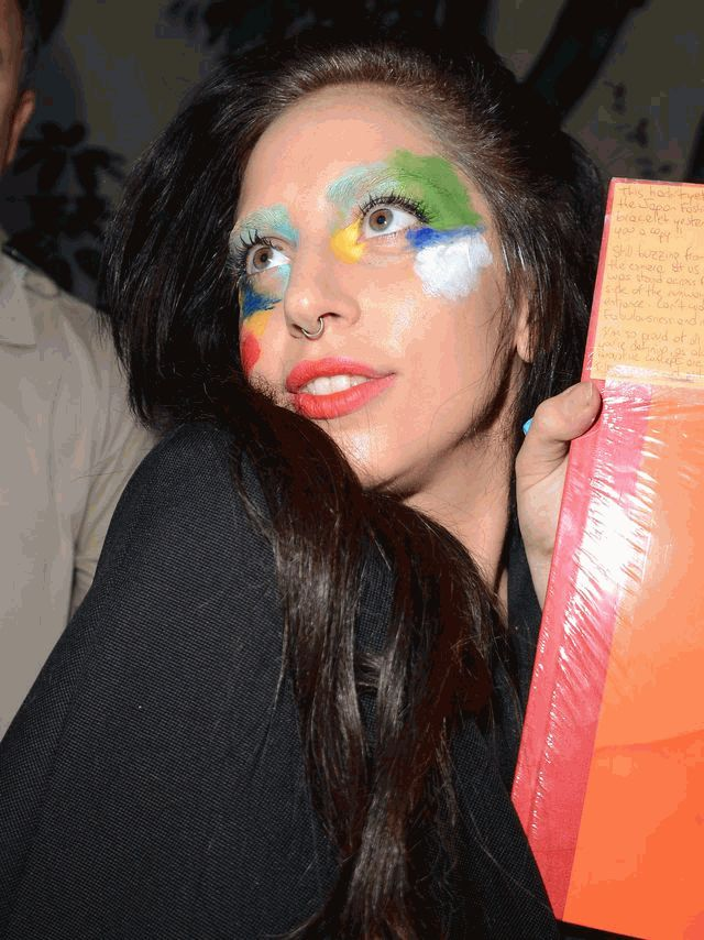 Леди Гага новая 2013