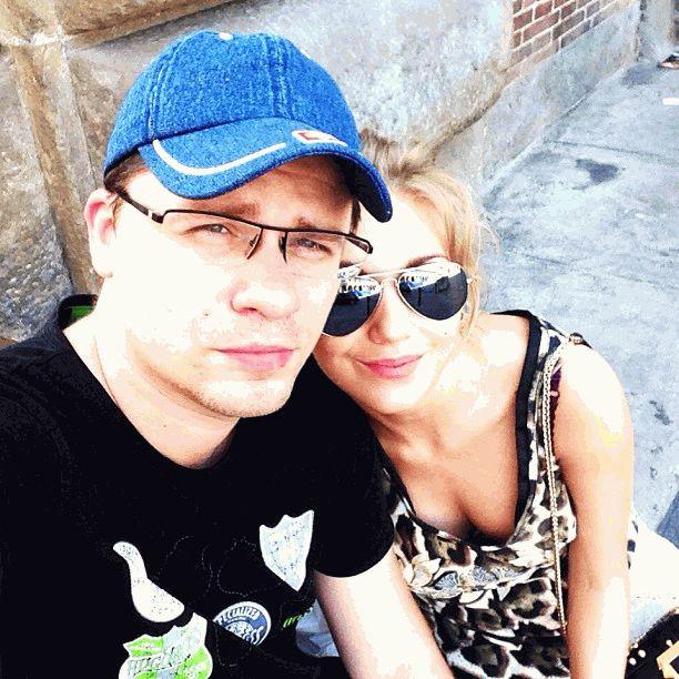 Гарик Харламов и Кристина Асмус 13 фото