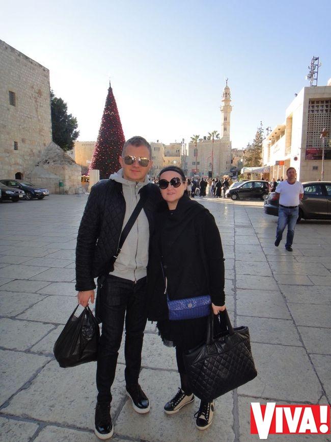 Юрий Горбунов с женой фото