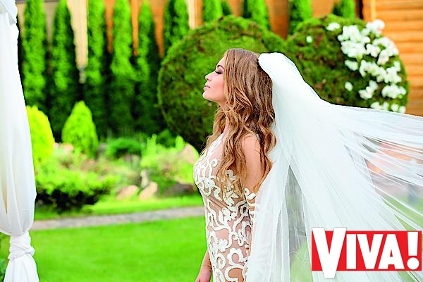 Яна Соломко вышла замуж. Свадебные фото