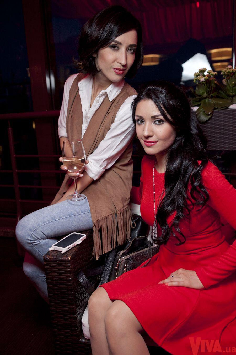 Анна и Ангелина Завальские