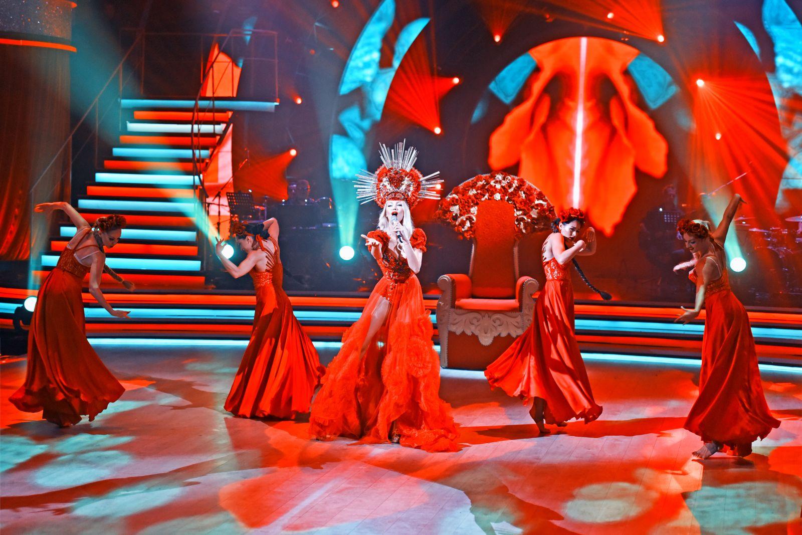 Оля Полякова вернулась на проект Танці з зірками