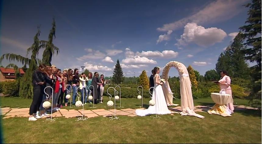 алла костромичева свадьба фото
