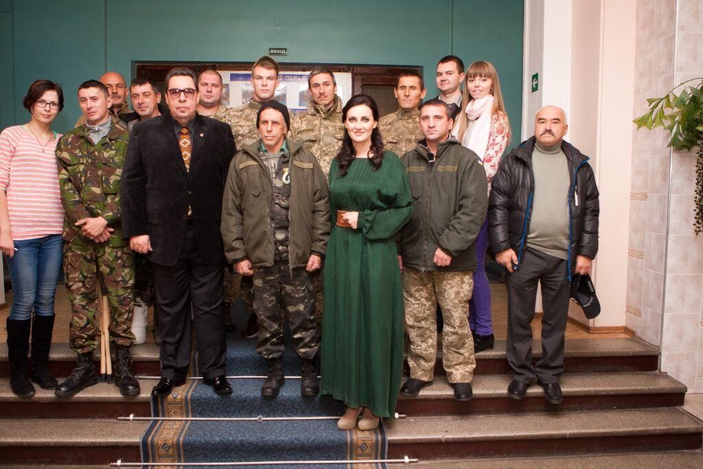 Соломия Витвицкая помогла онкобольным украинцам