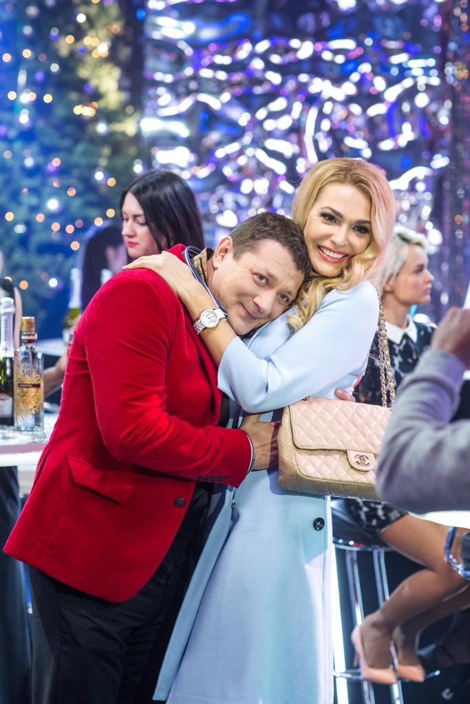 Ольга Сумская и Ян Цапник