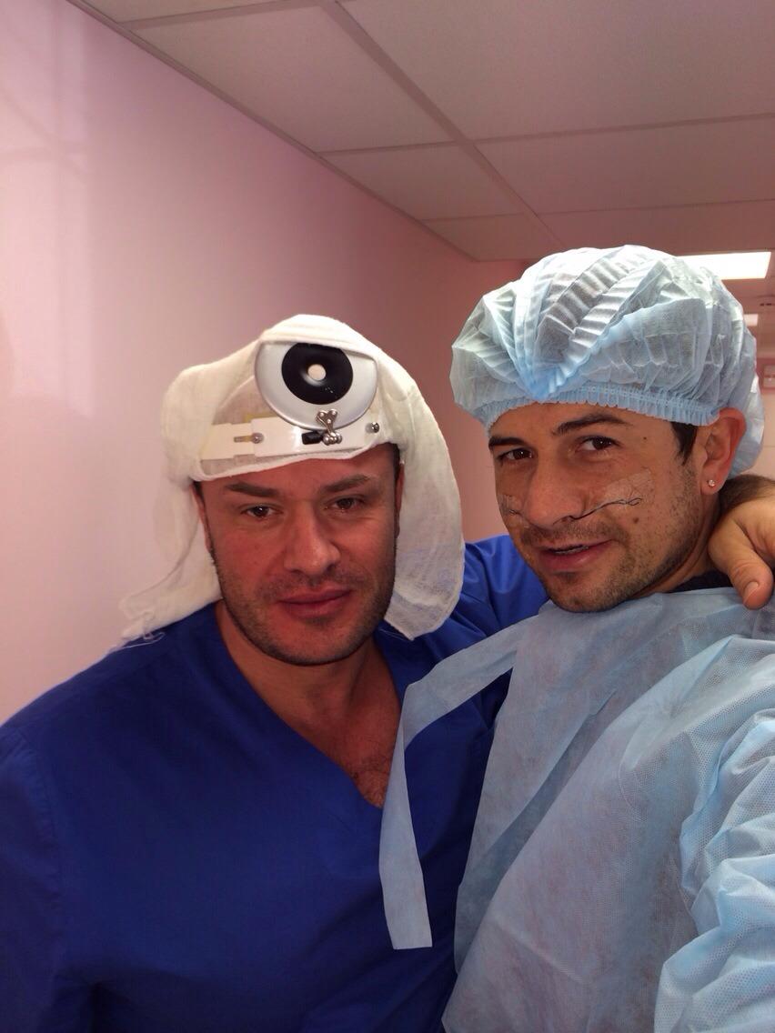 Андрей Джеджула операция фото 2014