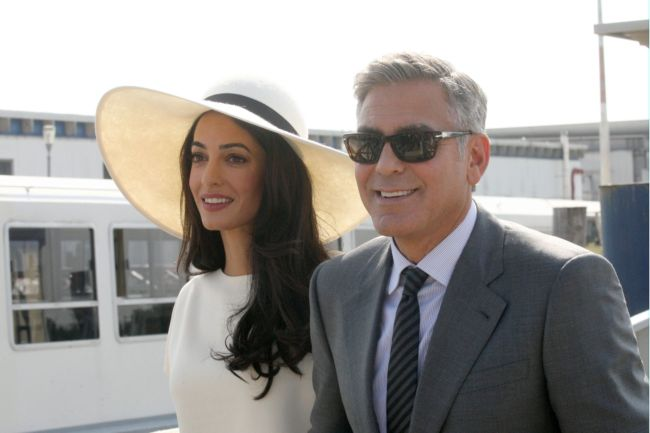 СМИ: Джордж Клуни разводится с Амаль Аламуддин?